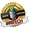 2015 Data Center Excellence Award