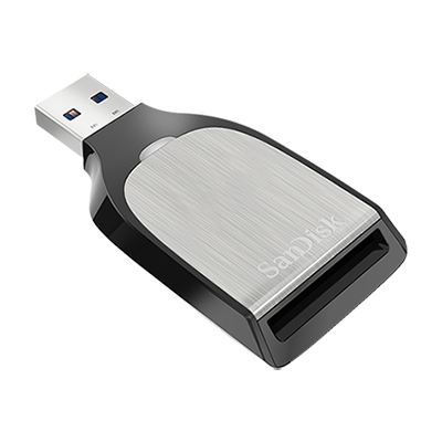 SanDisk Extreme PRO<sup>®</sup> SD™ UHS-II Card Reader/Writer