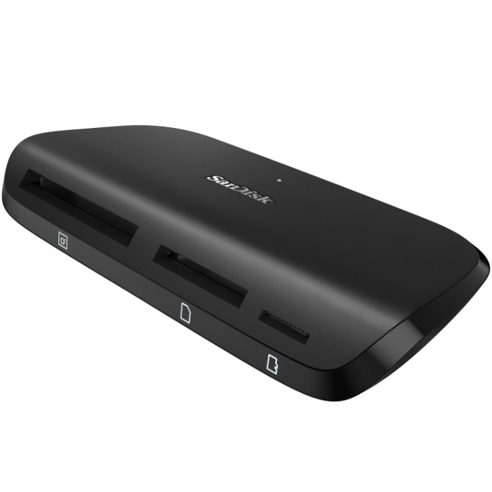 ImageMate<sup>®</sup> Pro USB 3.1 Reader
