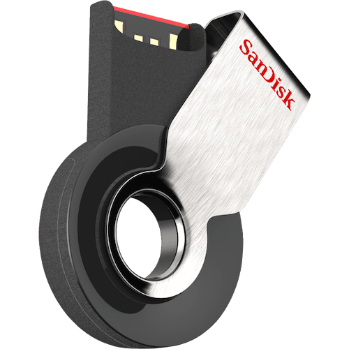 Cruzer Orbit™ USB flash drive